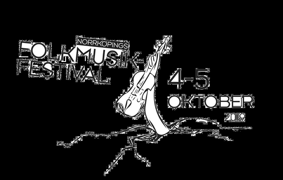 Folkmusikfestival 2019 logo